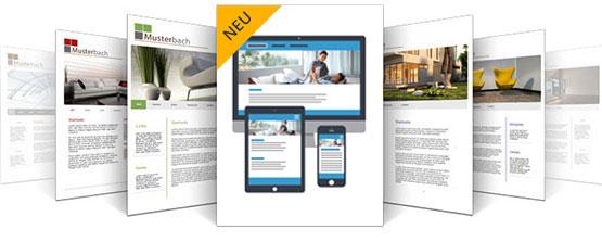 komponenten und module f r ihre immobilien webseite. Black Bedroom Furniture Sets. Home Design Ideas